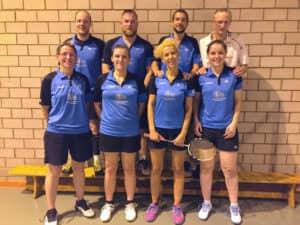 Interclubs Séniors - Départementale 1 - Sarreguemines Badminton Club