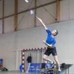 Tournoi des Faïences 2018 - SBC57 Badminton Sarreguemines