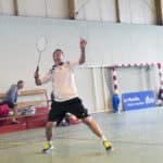 Tournoi des Faïences 2018 - SBC57 Badminton Sarreguemines - Stéphane Mallick