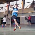 Tournoi des Faïences 2018 - SBC57 Badminton Sarreguemines - Arnaud