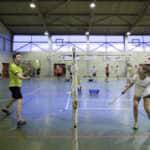 Tournoi des Faïences 2018 - SBC57 Badminton Sarreguemines - Krissie Loisy - Dimitri