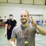 Tournoi des Faïences 2018 - SBC57 Badminton Sarreguemines - Thomas Mehl