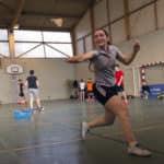 Tournoi des Faïences 2018 - SBC57 Badminton Sarreguemines - Emilie Perre