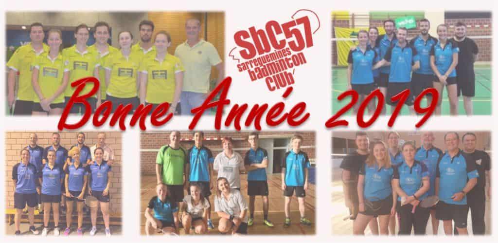 Equipes Badminton SBC57