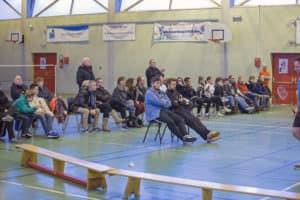 SBC57 Badminton Sarreguemines Public