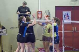 SBC57 Badminton Sarreguemines