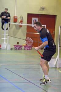 SBC57 Badminton Sarreguemines Vincent Briche