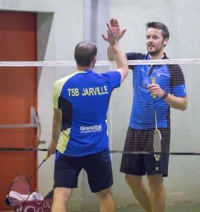 SBC57 Badminton Sarreguemines Nicolas Goncalves