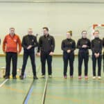 SBC57 Badminton Sarreguemines ASPTT Strasbourg