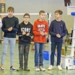 SBC57 Badminton Sarreguemines Scoreurs