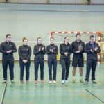 SBC57 Badminton Sarreguemines Nationale 1 team équipe