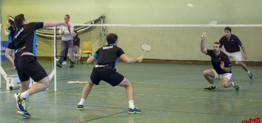 SBC57 Badminton Sarreguemines Nationale 3