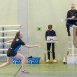 SBC57 Badminton Sarreguemines Nationale 3 Mathilde Reiss