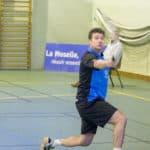 SBC57 Badminton Sarreguemines Nationale 3 Stéphane Mallick
