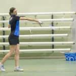 SBC57 Badminton Sarreguemines Nationale 3 Alicia Schoeser