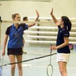 SBC57 Badminton Sarreguemines Nationale 3 Apolline Houver