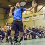 SBC57 Badminton Sarreguemines Nationale 3 Rémi Engler