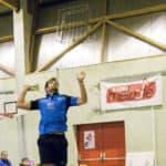 SBC57 Badminton Sarreguemines Nationale 3 Remi Engler