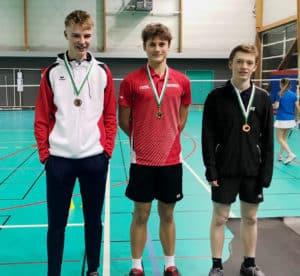 Championnat de Moselle 2018/2019 - Thibault - Simple hommes Cadet