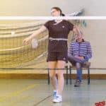 SBC57 Badminton Sarreguemines BNV Alicia Schoeser