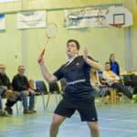 SBC57 Badminton Sarreguemines BNV Vincent Briche
