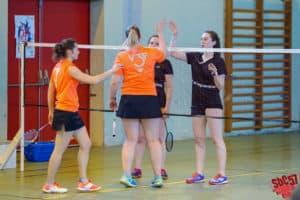 SBC57 Badminton Sarreguemines Mathilde Reiss