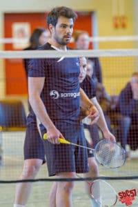 SBC57 Badminton Sarreguemines Remi Engler