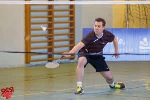 SBC57 Badminton Sarreguemines Stéphane Mallick