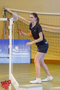 SBC57 Badminton Sarreguemines Alicia Schoeser