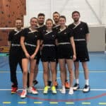 Interclubs Mars 2019 Badminton SBC57 R1 Régionale 1