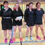 Tournoi 16 plumes 2019 - Double dames série 3