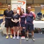 Tournoi 16 plumes 2019 - Double mixte Série 3