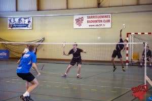Nationale3_2019_2020_Dommartemont_DH SBC57 Sarreguemines Badminton Club