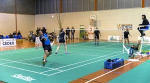 Nationale3_2019_2020_Metz Badminton SBC57 Mixte 2